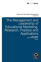 Jacket image for The Management and Leadership of Educational Marketing