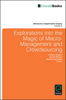 Jacket image for Explorations into the Magic of Macro-Management and Crowdsourcing