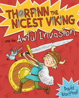 Jacket image for Thorfinn and the Awful Invasion