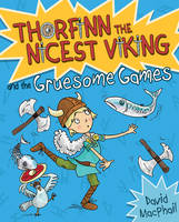 Jacket image for Thorfinn and the Gruesome Games