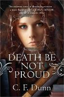 Jacket image for Death Be Not Proud