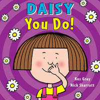 Jacket image for Daisy: You Do!