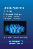 jacket Image for Risk in Academic Writing