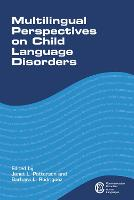 jacket Image for Multilingual Perspectives on Child Language Disorders
