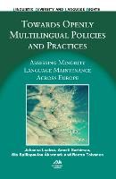 jacket Image for Towards Openly Multilingual Policies and Practices