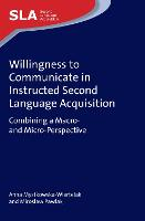 jacket Image for Willingness to Communicate in Instructed Second Language Acquisition