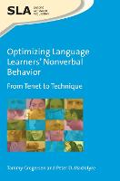 jacket Image for Optimizing Language Learners' Nonverbal Behavior