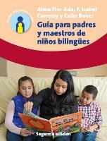 jacket Image for Guía para padres y maestros de niños bilingües