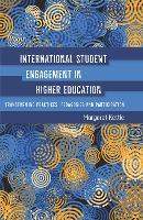 jacket Image for International Student Engagement in Higher Education