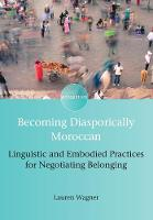 jacket Image for Becoming Diasporically Moroccan
