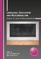 jacket Image for Language, Education and Neoliberalism