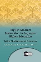 jacket Image for English-Medium Instruction in Japanese Higher Education