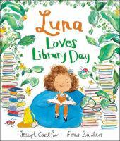 Jacket image for Luna Loves Library Day