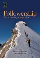Jacket image for Followership