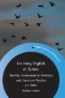 jacket Image for Learning English at School