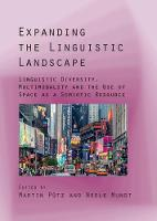 jacket Image for Expanding the Linguistic Landscape