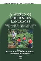 jacket Image for A World of Indigenous Languages