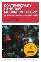 jacket Image for Contemporary Language Motivation Theory