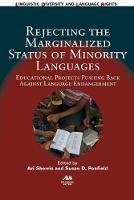 jacket Image for Rejecting the Marginalized Status of Minority Languages