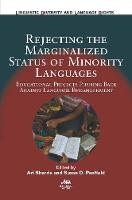 jacket Image for Rejecting the Marginalized Status of Minority Languages