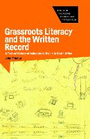 jacket Image for Grassroots Literacy and the Written Record