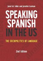 jacket Image for Speaking Spanish in the US