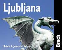 Jacket image for Ljubljana Bradt Guide