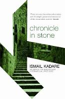 Jacket image for Chronicle in Stone
