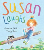 Jacket image for Susan Laughs