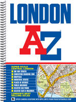 Jacket image for London Street Atlas