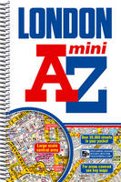 Jacket image for London Mini Street Atlas