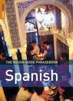 Jacket image for Spanish Phrasebook