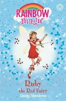 Jacket image for Ruby the Red Fairy