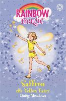 Jacket image for Saffron the Yellow Fairy