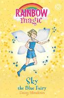 Jacket image for Sky the Blue Fairy