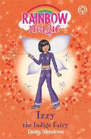 Jacket image for Izzy the Indigo Fairy