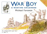 Jacket image for War Boy