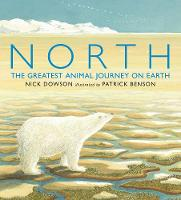 Jacket image for North: The Greatest Animal Journey on Earth