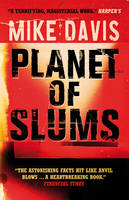 Jacket image for Planet of Slums