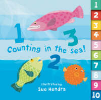 Jacket image for Counting in the Sea 1, 2, 3!