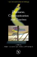 jacket Image for Discourse, Communication and Tourism