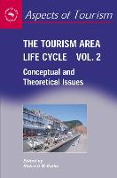 jacket Image for The Tourism Area Life Cycle, Vol.2