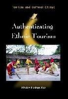 jacket Image for Authenticating Ethnic Tourism