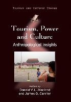 jacket Image for Tourism, Power and Culture