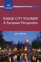 jacket Image for Inside City Tourism
