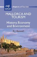 jacket Image for Mallorca and Tourism