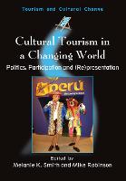 jacket Image for Cultural Tourism in a Changing World