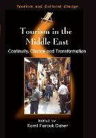 jacket Image for Tourism in the Middle East