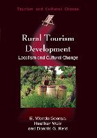 jacket Image for Rural Tourism Development