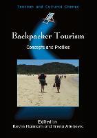 jacket Image for Backpacker Tourism